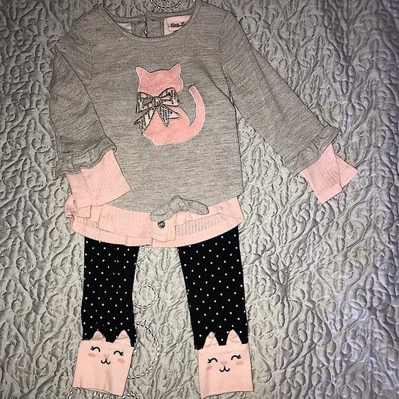 Toddler matching set